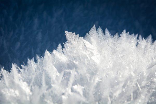 Ungewohnte Winterlandschaften im Ruhrpott